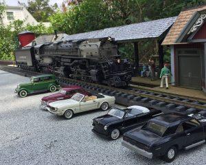 Pocono Mountain Garden Railway Society Demo