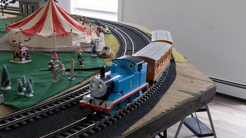 You are currently viewing Pocono Mountain Garden Railway Demonstration